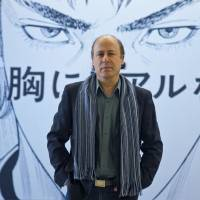 Hardboiled: The core idea behind Barry Lancet's first novel 'Japantown' is to mix his knowledge of Japanese culture with a page-turning thriller. | Ben Simmons