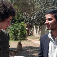 Understanding: Joseph (Jules Sitruk, left), a boy brought up in Israel, and Yacine (Mehdi Dehbi), raised on the Palestinian West Bank, discover that they were switched at birth in 'Le Fils de l'Autre.' | © RAPSODIE PRODUCTION/CITE FILMS/ FRANCE 3 CINEMA/MADELEINE FILMS/SOLO FILMS