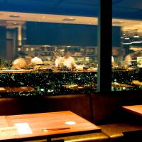 Shokkan Solamachi-ten: Meals with a view in the Skytree complex