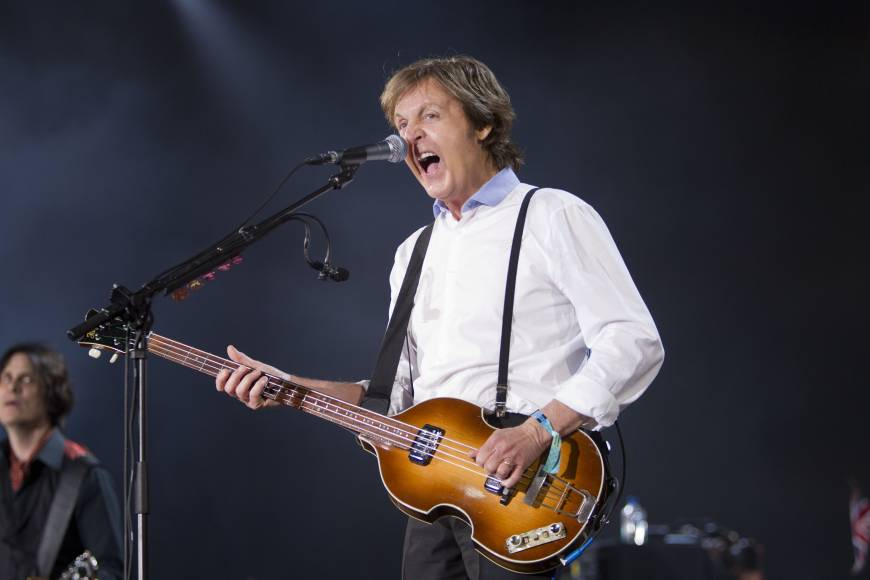 McCartney, One Direction and Atoms for Peace head to Japan in November