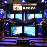High-def 4K taking center stage this year