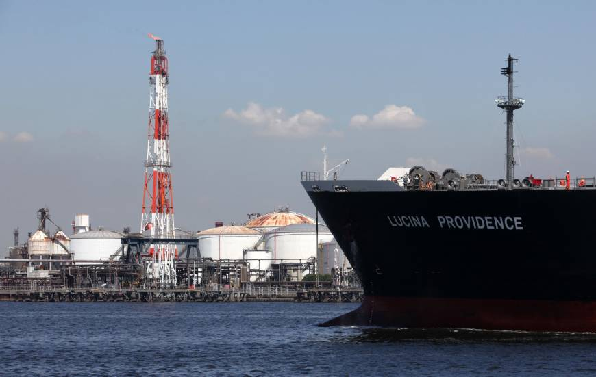 Tokyo Gas eyes cost control for LNG projects