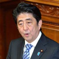 Abe opens Diet session focused on the economy