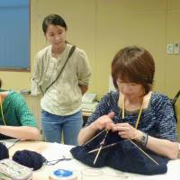 Kesennuma knitters aim to build world-class brand