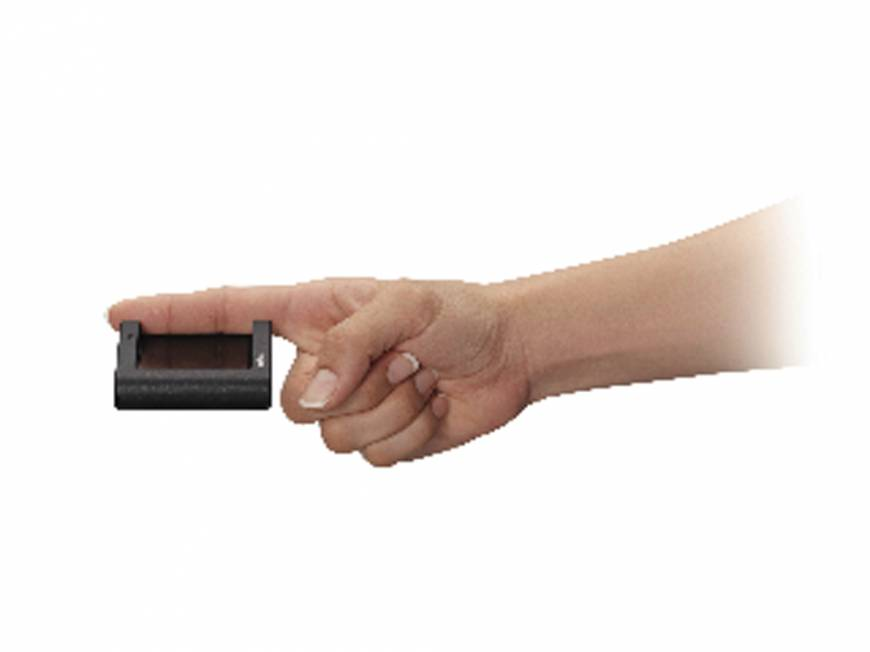 Sony spinoff goes global with biometric ID gadget
