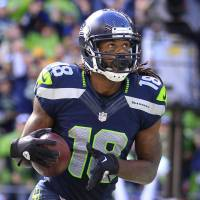 Injuries mount: Seattle Seahawks wide receiver Sidney Rice will miss the remainder of the season after tearing the anterior cruciate ligament in his knee in Monday night's win over the St. Louis Rams | AP