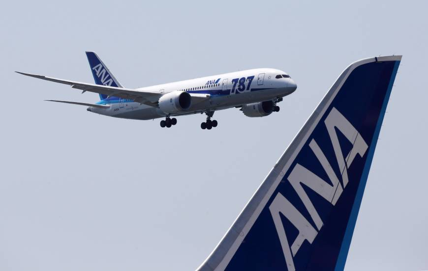 ANA silent on Airbus alternative to Boeing