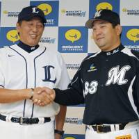 Marines look to reverse trend against PL rival Lions at Seibu Dome