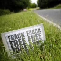 'Frack off': U.K. energy debate erupts