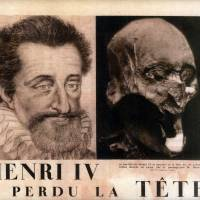 Mystery of Henry IV's missing head divides France