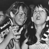 Beatlemania: 'The screamers' and other tales of fandom