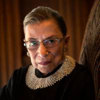 Ginsburg's tough decision: to stay or go?