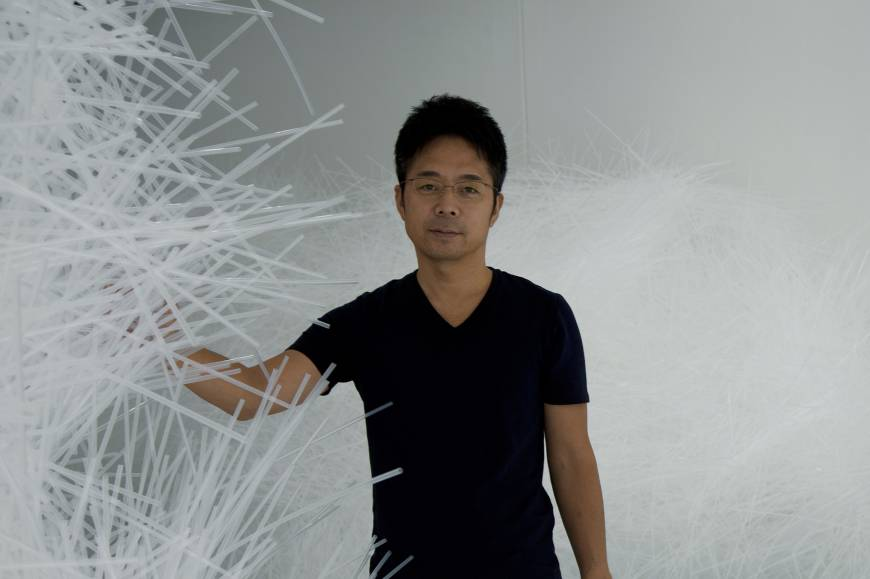 Artist Yoshioka channels natural inspirations for 'Crystallize' exhibition