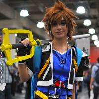 Dressed to kill: Cosplay (costume play) is a prime driver of anime-fan attendance but doesn't get rated by organizers as 'premium content.' | NEW YORK COMIC CON / REEDPOP