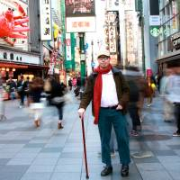 'Disabled' in Britain, just 'foreign' in Japan