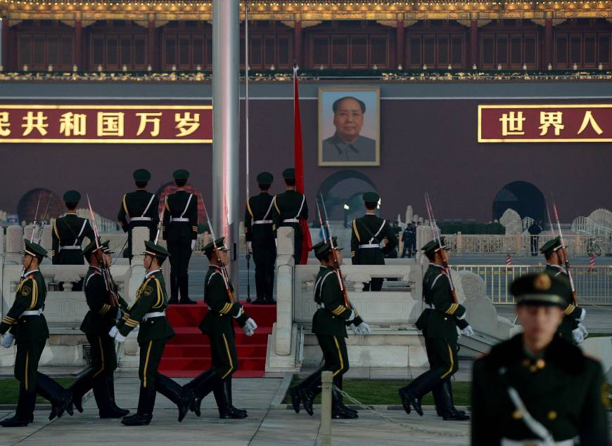 China paper rejects West-inspired political reforms ahead plenum; 'petitioners' detained