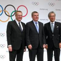 IOC chief Bach leaves door open for baseball at 2020 Games