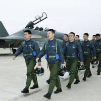 No Chinese jets scrambled: Japan