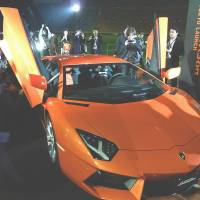 Lamborghini sets up shop at NITech