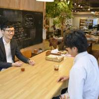 Sharing working spaces and ideas, members chase new opportunities