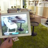 Firms tap apps that 'augment reality'