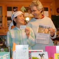 Long green card wait has happy ending for Japan woman and wife