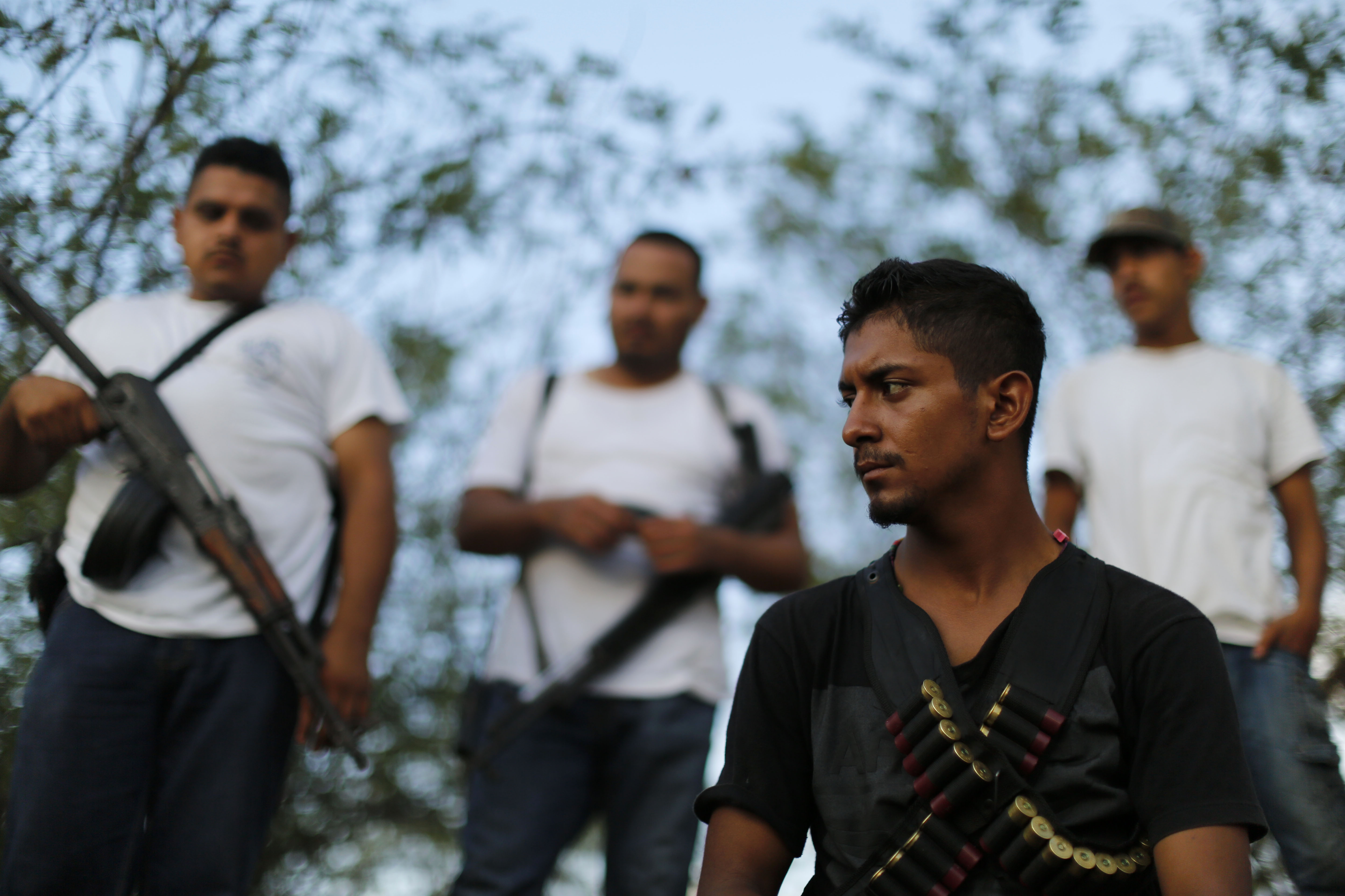 the good side to mexican cartels Despite the wall, the mexican cartels have long managed to get drugs into the us by a variety of means: catapults, hang gliders, underground tunnels, even submarines.