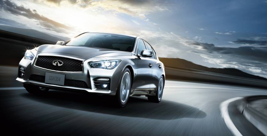 Skyline to be Infiniti debut car in Japan