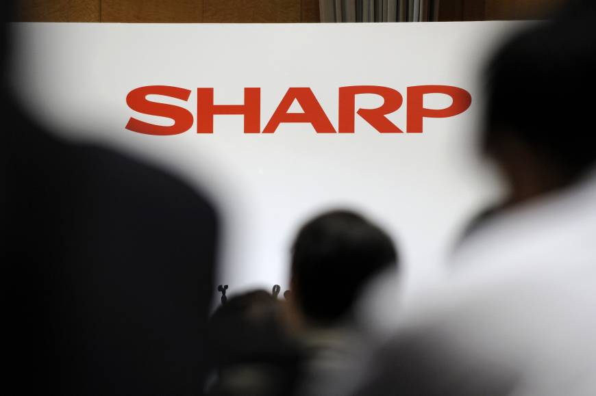 Sharp seeks exit from Foxconn cellphone venture