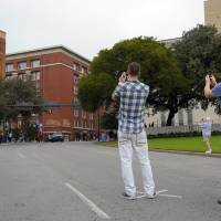 Dealey Plaza: birthplace of a mystery that still reverberates