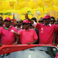 Brother of former autocrat elected Maldives president