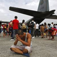 Aid operations gather steam in disaster-hit Philippine region