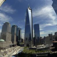 One World Trade Center named tallest building in U.S.