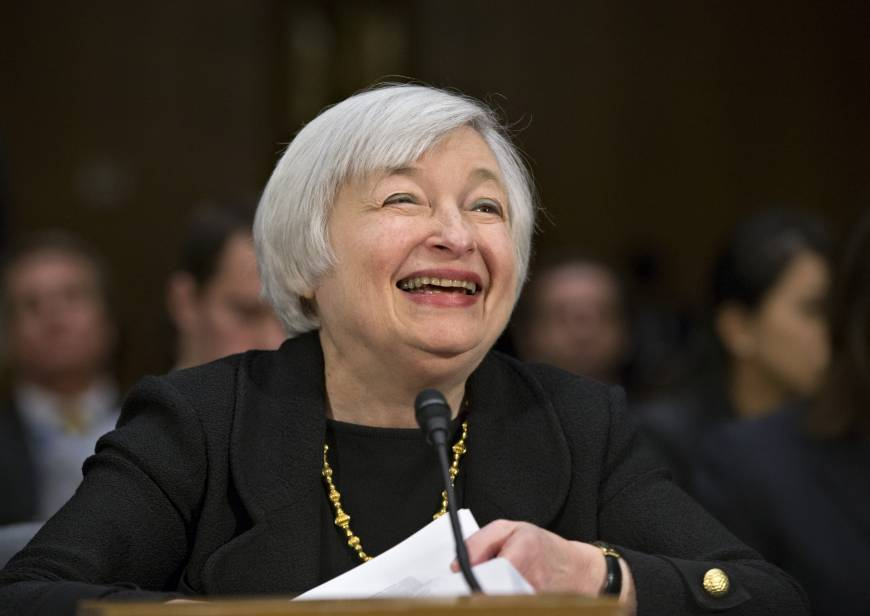 Fed nominee Yellen passes key Senate hurdle