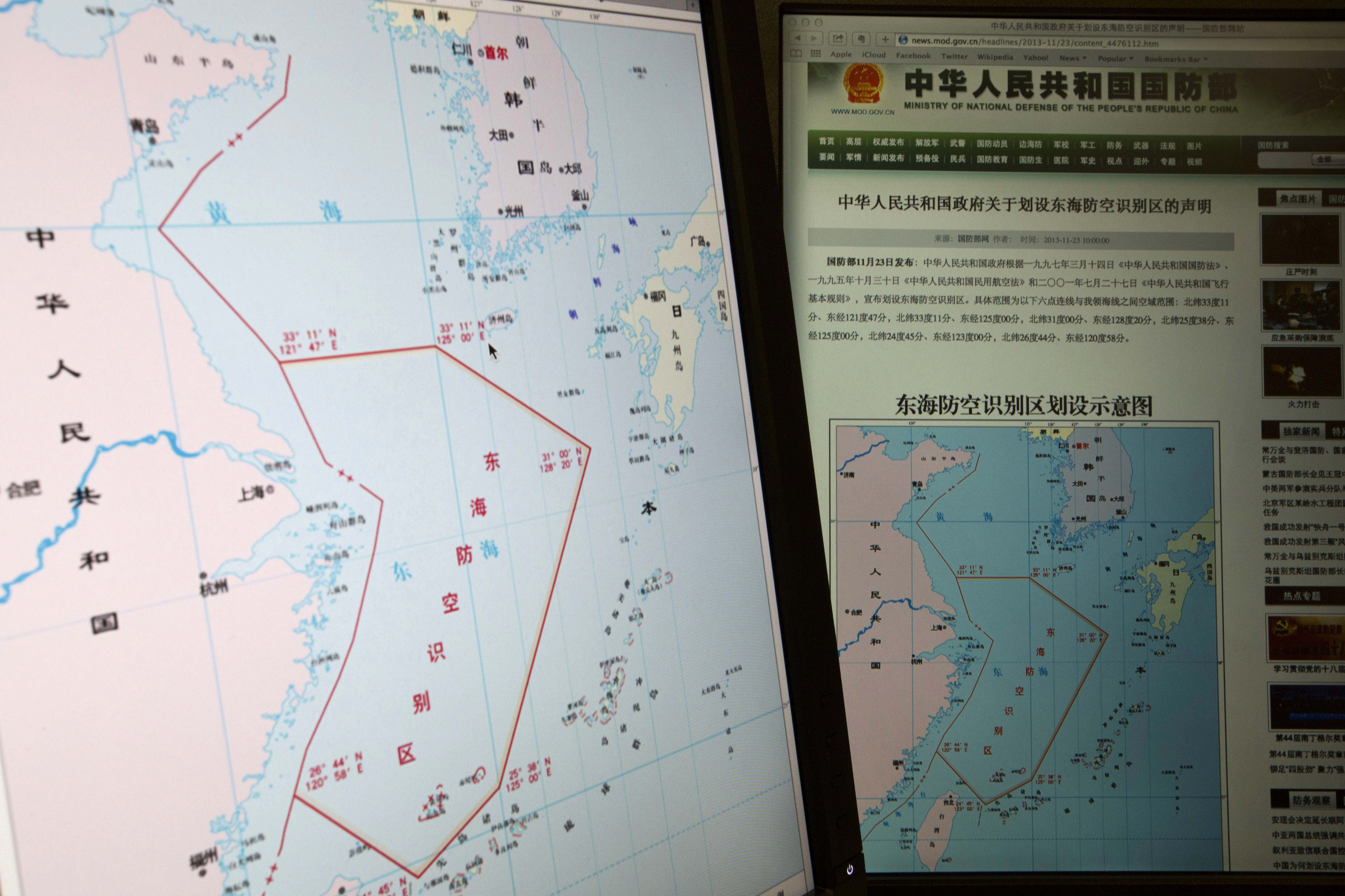 China plays long game with new air defense zone  The Japan Times