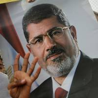 Morsi: No stability in Egypt unless coup is reversed