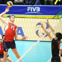 U.S. prevails over Japan in FIVB Men's Grand Champions Cup