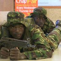 Unsung heroes emerge in stories of Kenyan mall attack