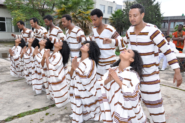 Ethiopia's traditional rhythms are about to dance across the nation