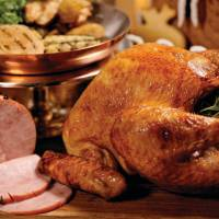 Thanksgiving course; Christmas accommodation plan; Winter lunch, dinner buffets