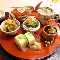 Comestible culture: Japanese cuisine is expected to be awarded Intangible Cultural Heritage status. | ROBBIE SWINNERTON
