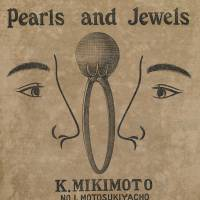 Looking good: An advertisement for Mikimoto that appeared in The Japan Times in October 1906.