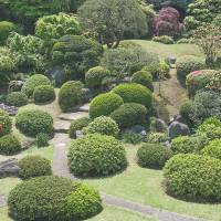 An overview of part of the main garden. | STEPHEN MANSFIELD PHOTO