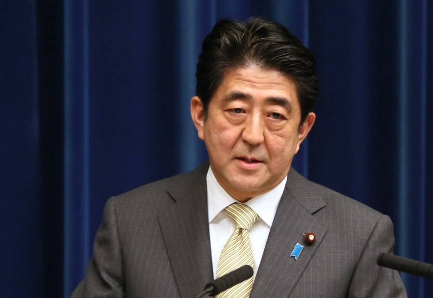 Abe controls direction of policy debate