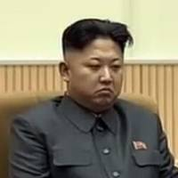 Solemn day: North Korean leader Kim Jong Un attends an event to mark the second anniversary of the death of his father, Kim Jong Il, in Pyongyang on Tuesday. | AP