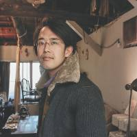 Carving out a community: 'The city is always telling us it's dangerous, but we already know,' says Daiki Goto, 34. 'Everyone is aware of it, so we protect each other, we look out for one another.' | CAMERON ALLAN MCKEAN