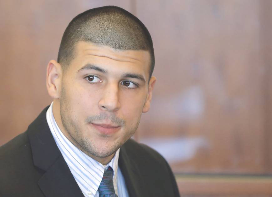 Family of murder victim sues Hernandez