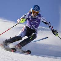 Schild sisters shine in World Cup slalom