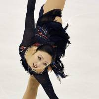 Mission impossible: Two-time world champion Miki Ando, who took two years off from competition, will try to make the Olympic team for a third time at this weekend's Japan nationals. | AP