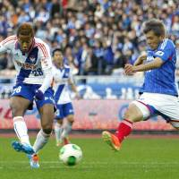 Marinos, Sanfrecce to play starring roles in season's final act